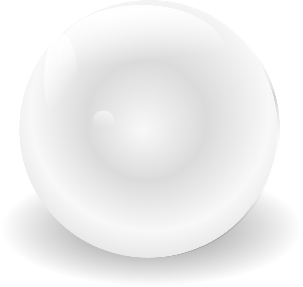 white ball png