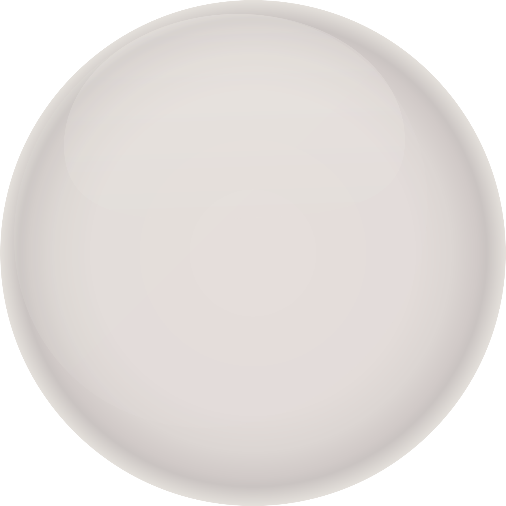 white sphere png