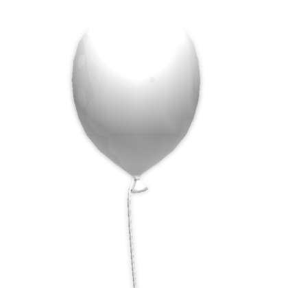 White balloon png. Image monster islands roblox