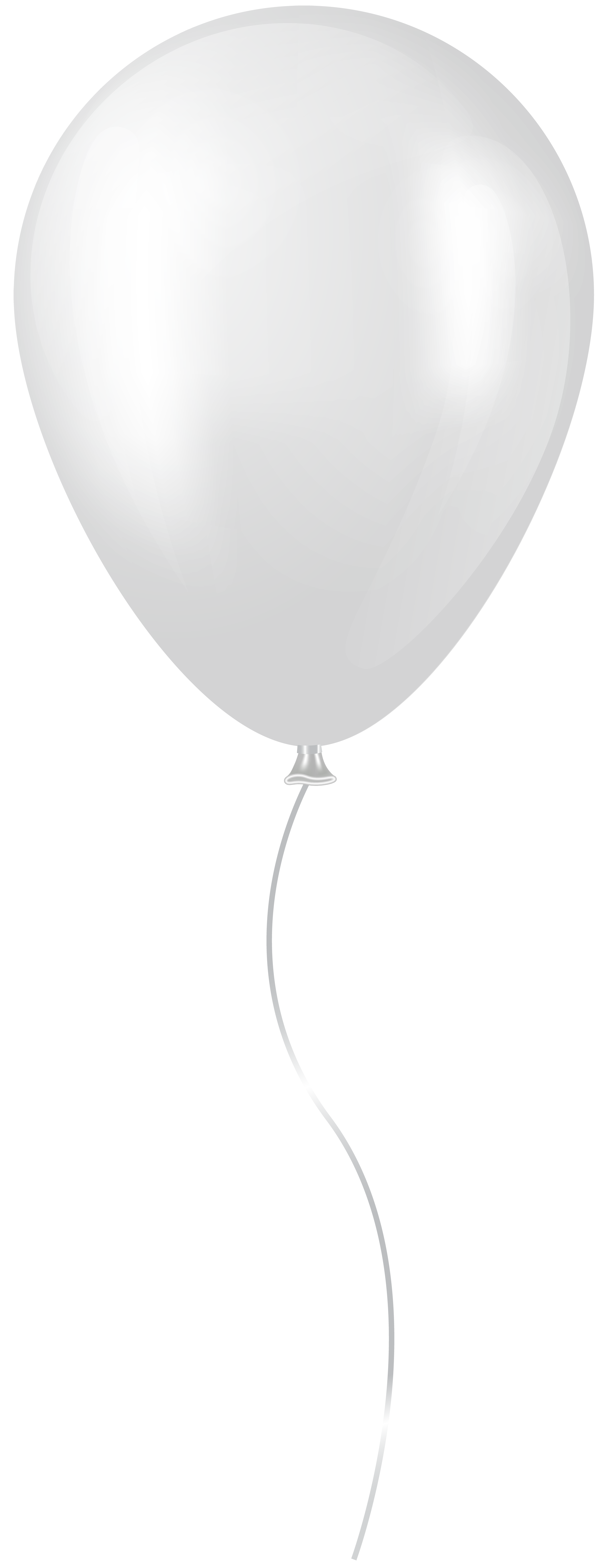 White balloon png. Transparent clip art gallery