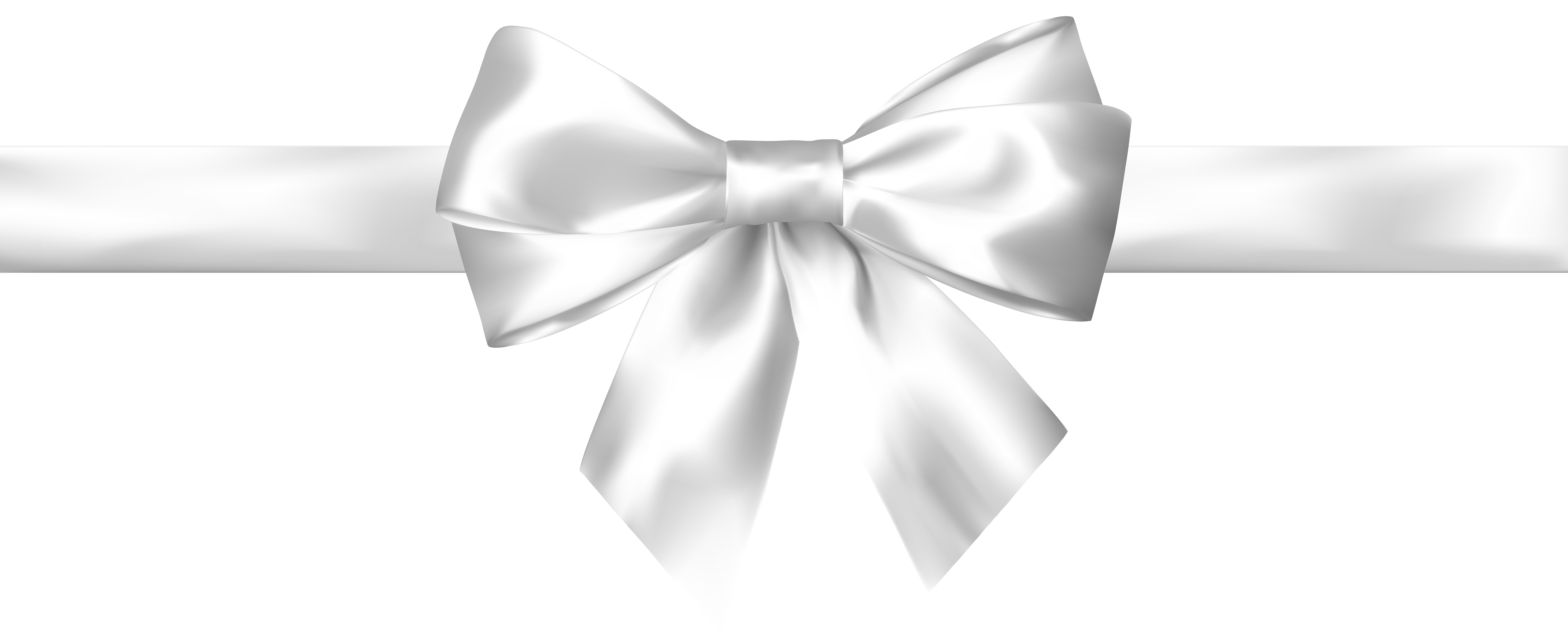 White bow transparent png. Silver clip black tie clip art royalty free download
