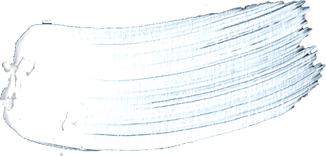 White brush png. Paint stroke transparent
