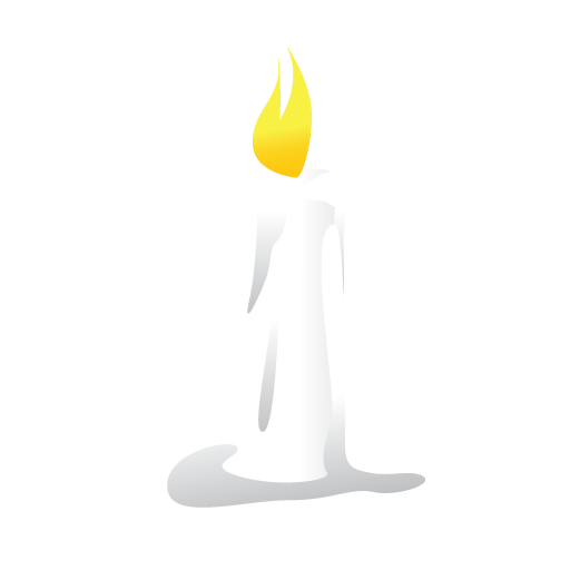 halloween candles png