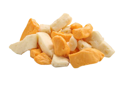 White cheese curds png. Wisconsin jalapeno dill buying