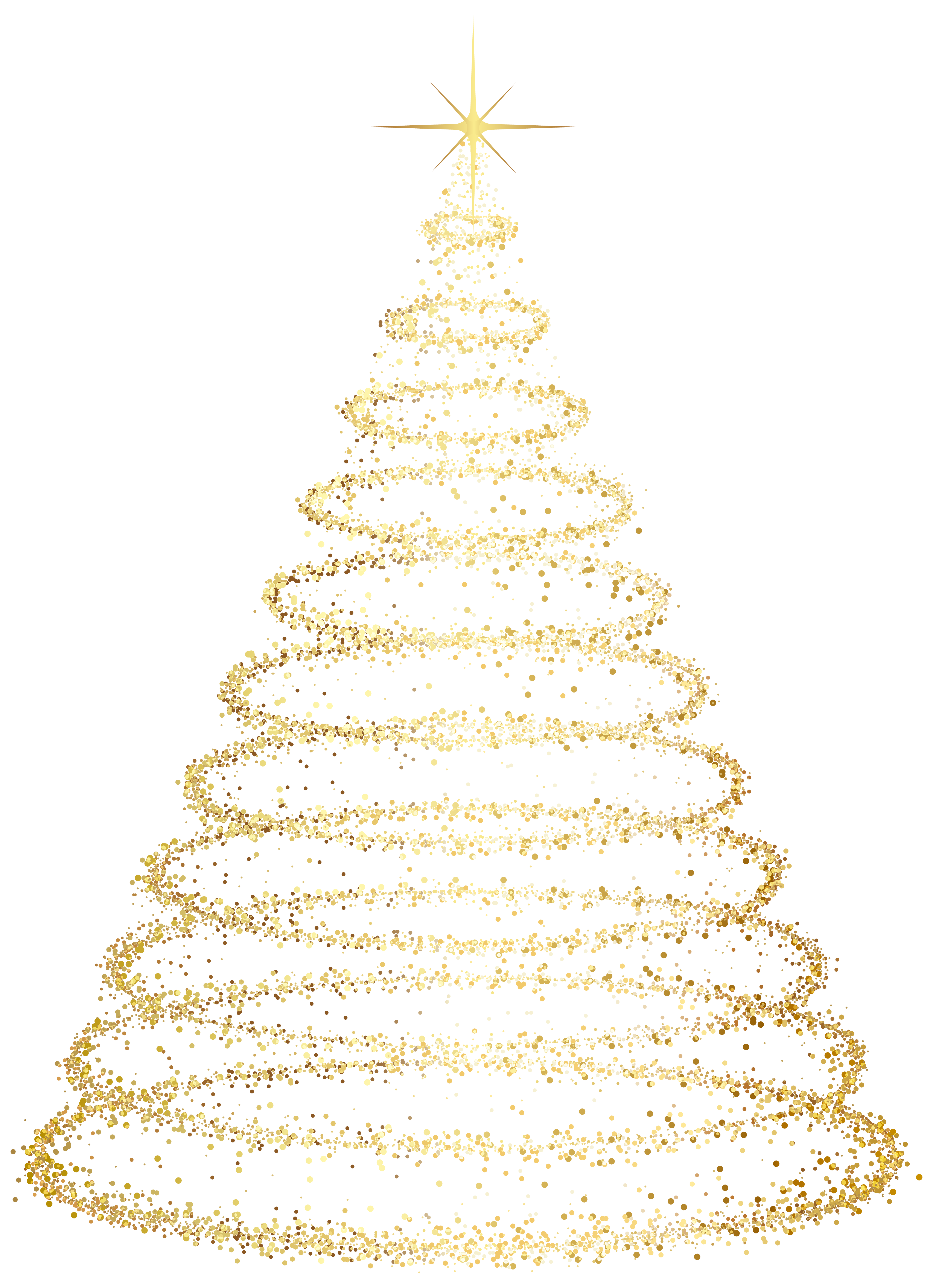 gold christmas ornament png
