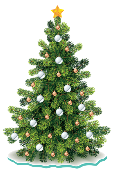 White Christmas Trees Transparent Png Clipart Free Download Ya
