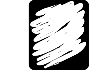 white scribble png