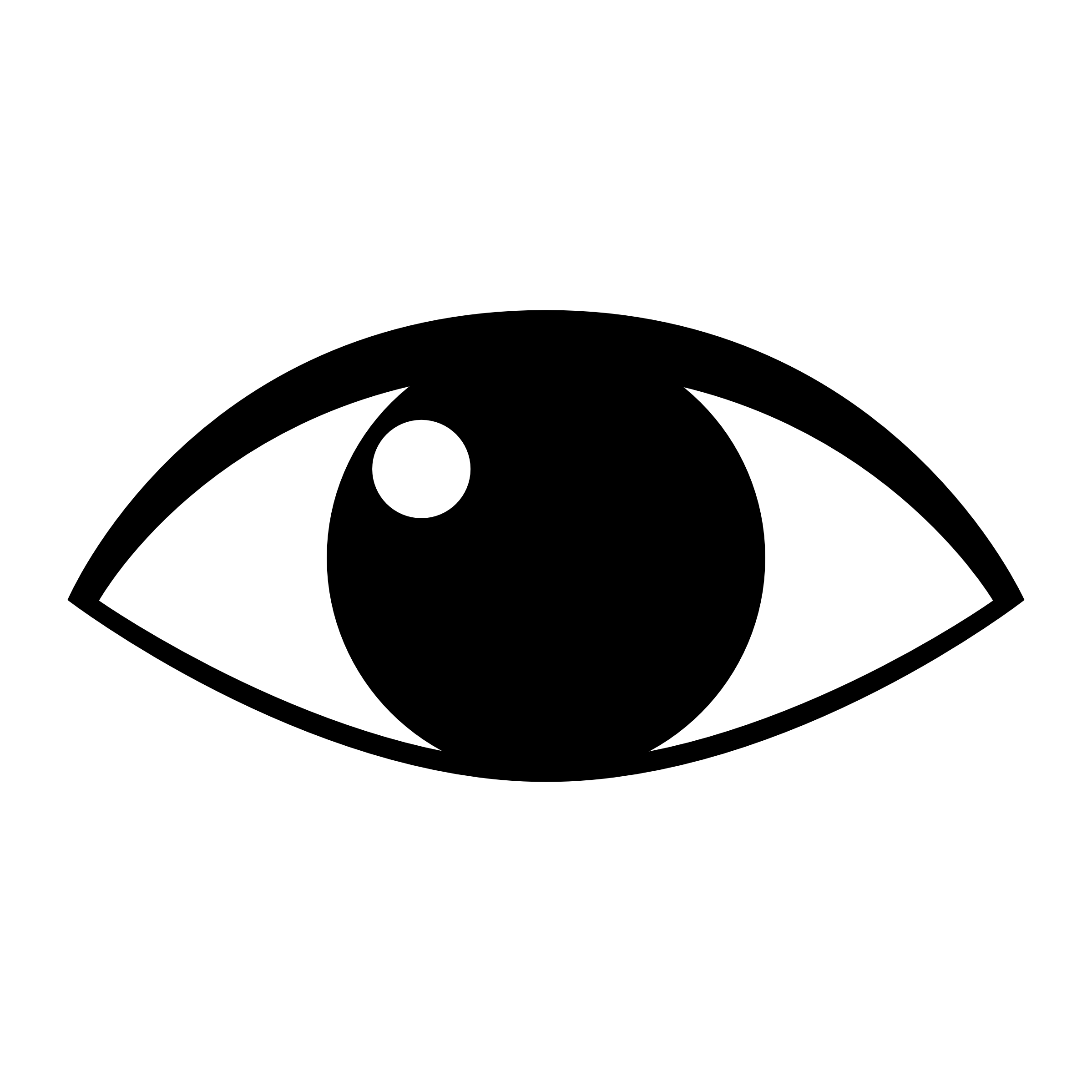 Eye clip black and white. Clipart panda free images