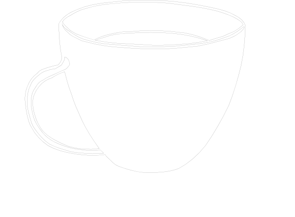 White coffee cup png. Clip art at clker