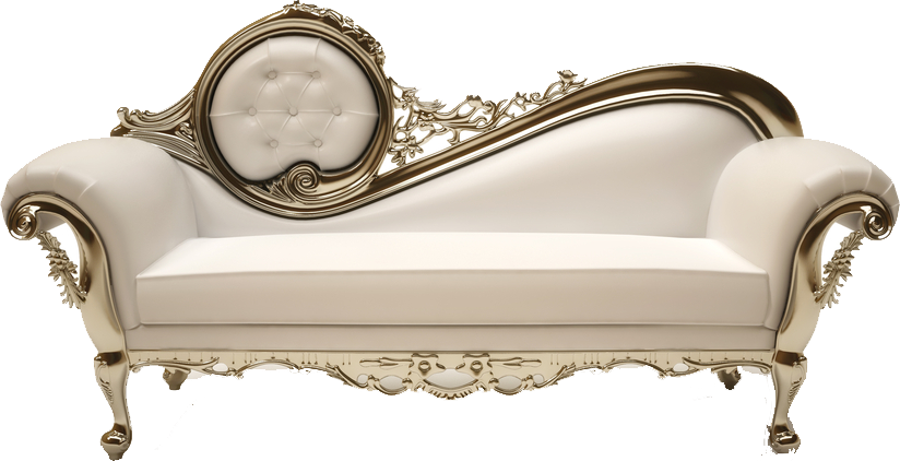 White couch png. Official psds share this