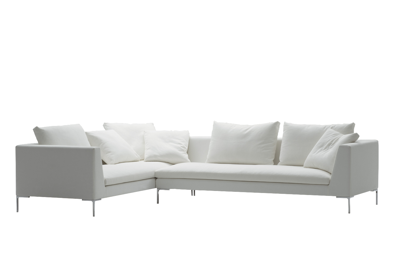 White couch png. Alison sofa camerich au