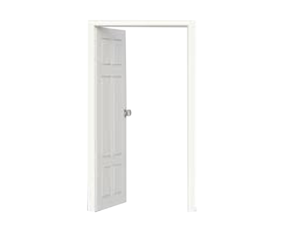 White door png. Open transparentpng image information