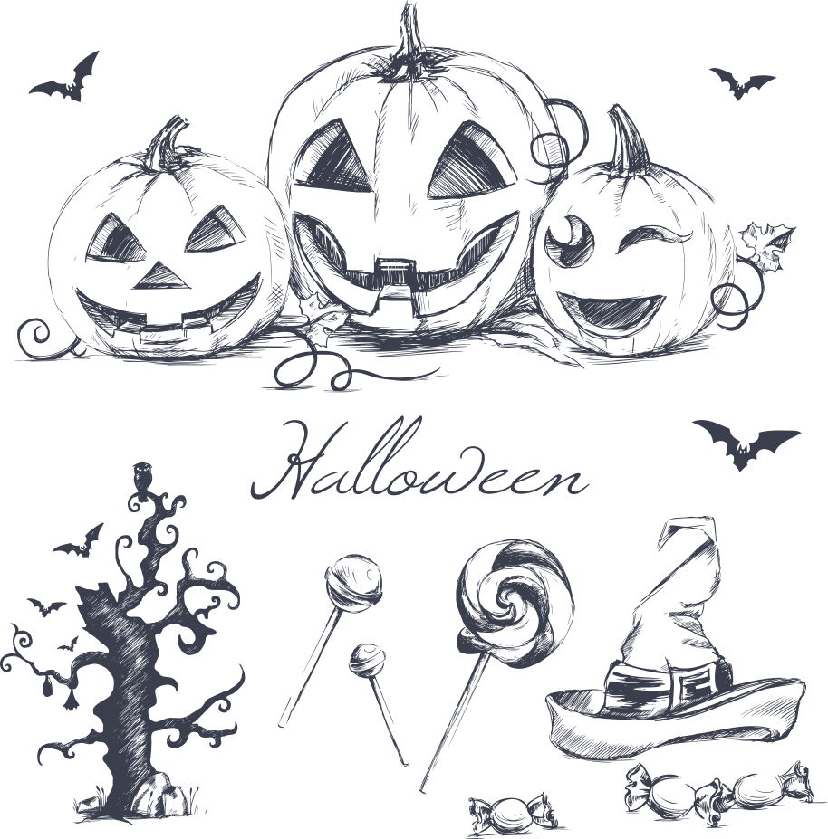 Us drawing wallpaper. Collection of free halloween