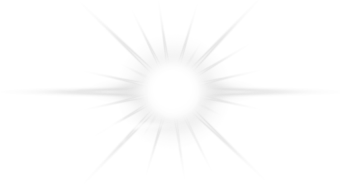 White flare png. Transparent images arts
