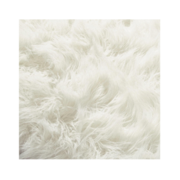 White Furry Rug Png Picture 649326