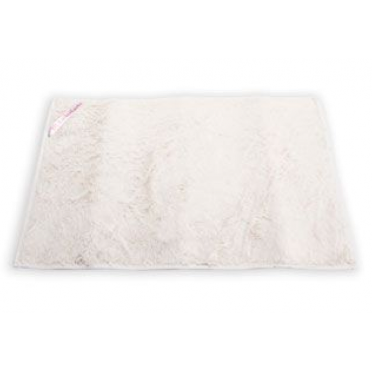 White Furry Rug Png Picture 649399