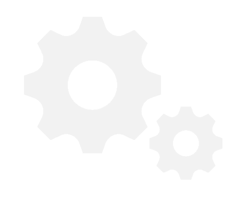 Transparent gear white. Png icon free icons