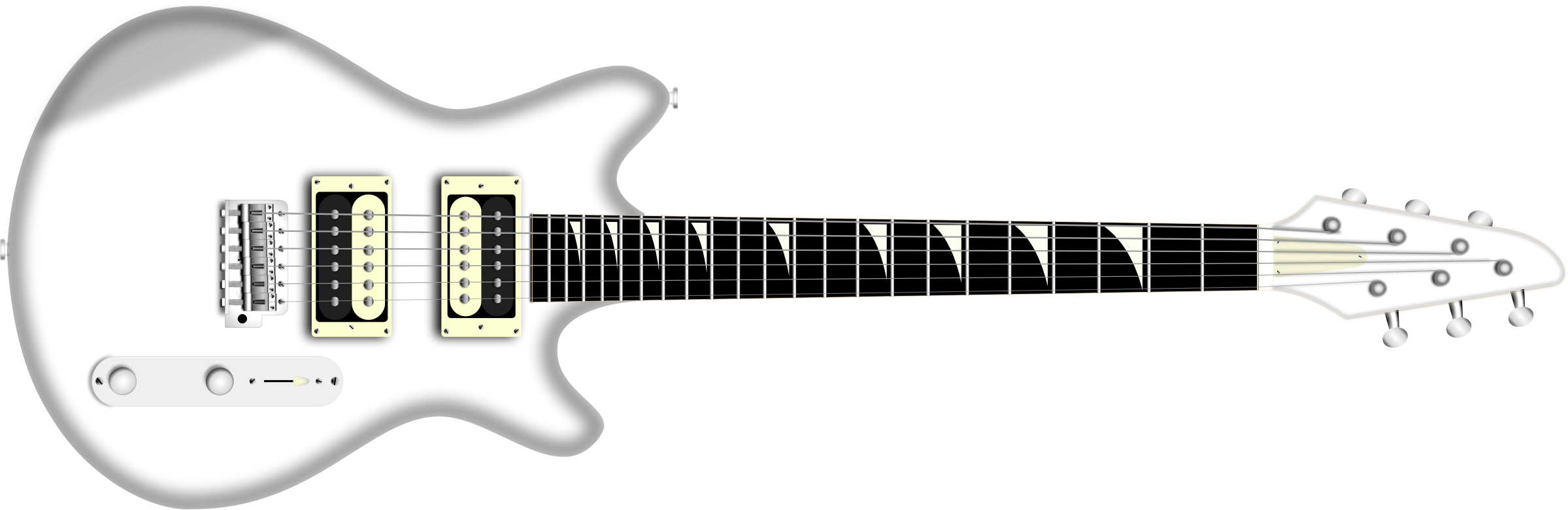 White guitar png. Electric icons free and