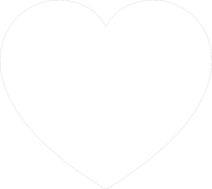 White heart png. Free cliparts download clip