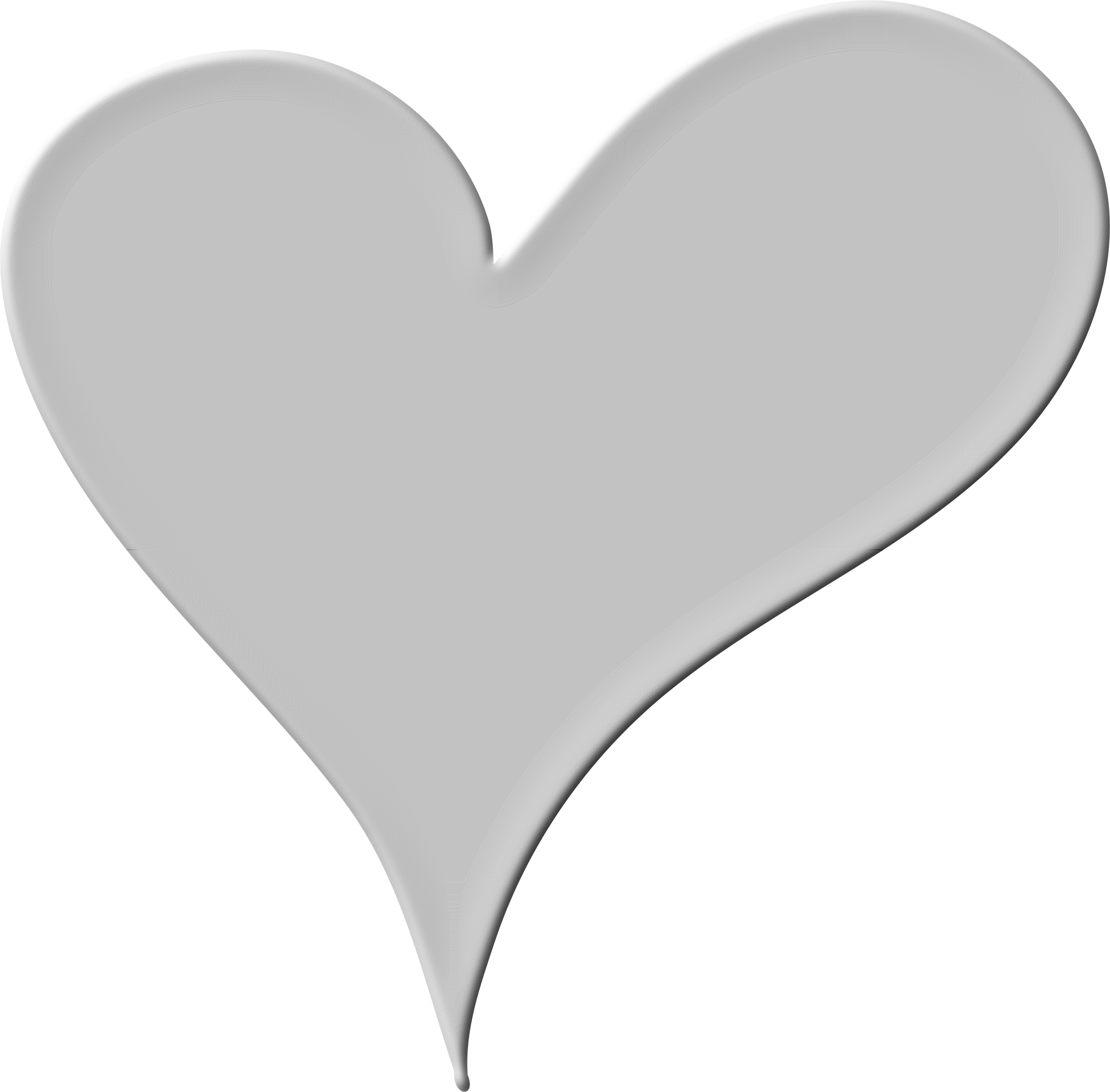 White heart icon png. In icons free and