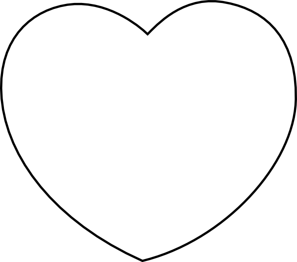 White hearts png. Heart clip art at