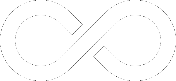 White infinity sign png. Bottomless