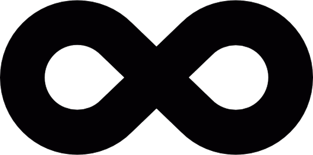 White infinity symbol png. Images free download