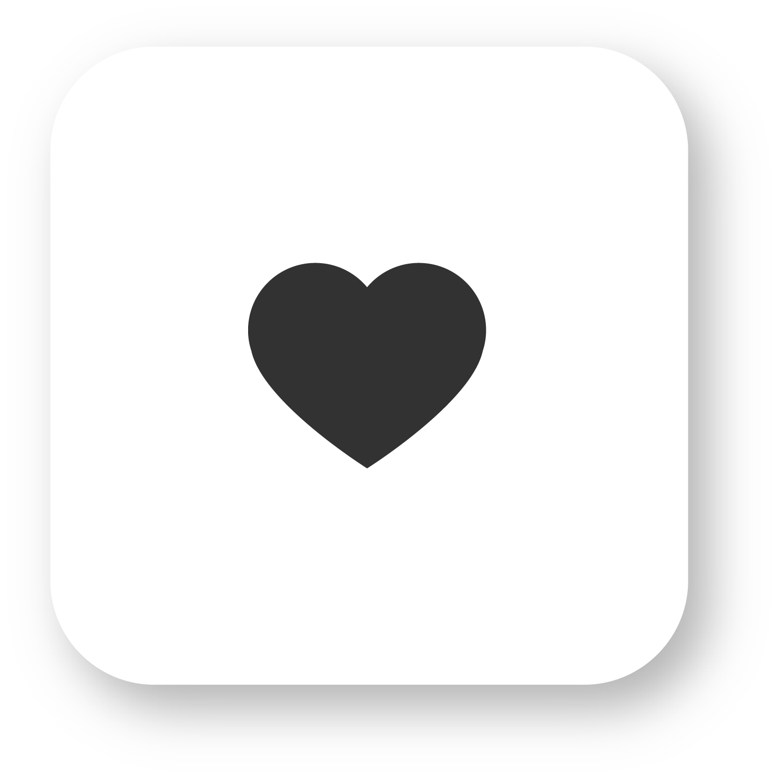 White instagram png. Heart images a picture