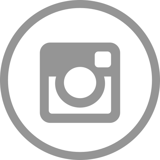 White instagram png. Circle icon size