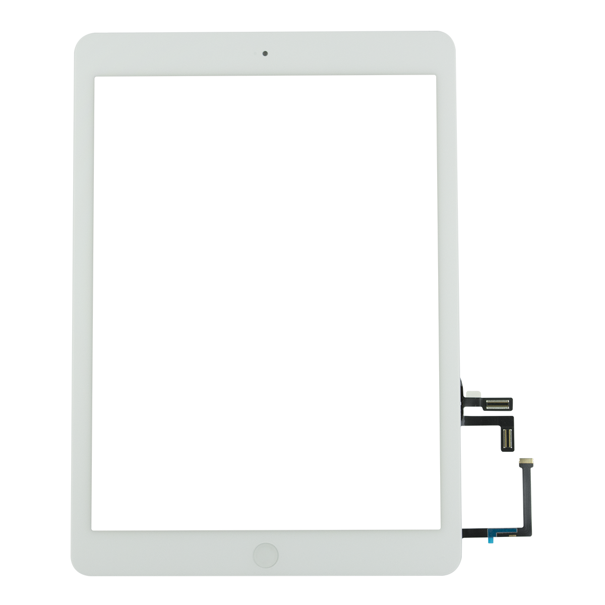 White ipad air png. Touch screen digitizer with