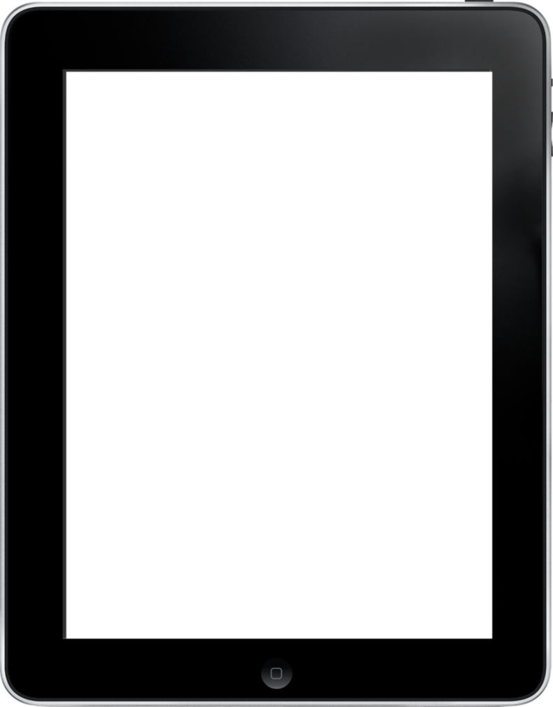 White ipad air png. Transparent images pluspng by