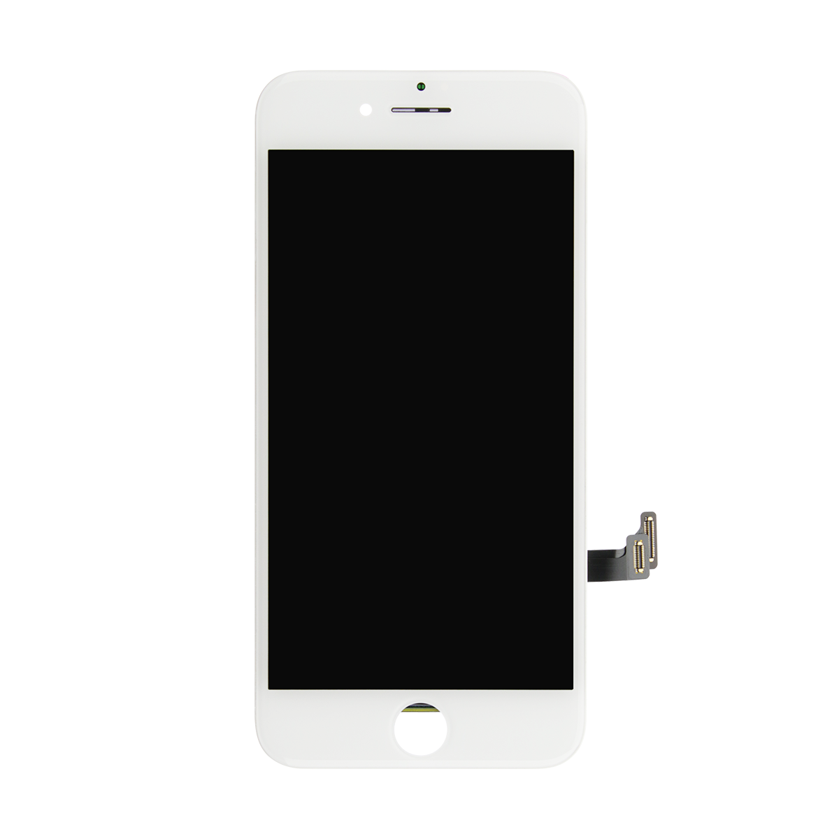 White iphone png. Apple original replacement lcd