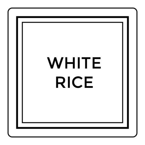 White labels png. X square standard