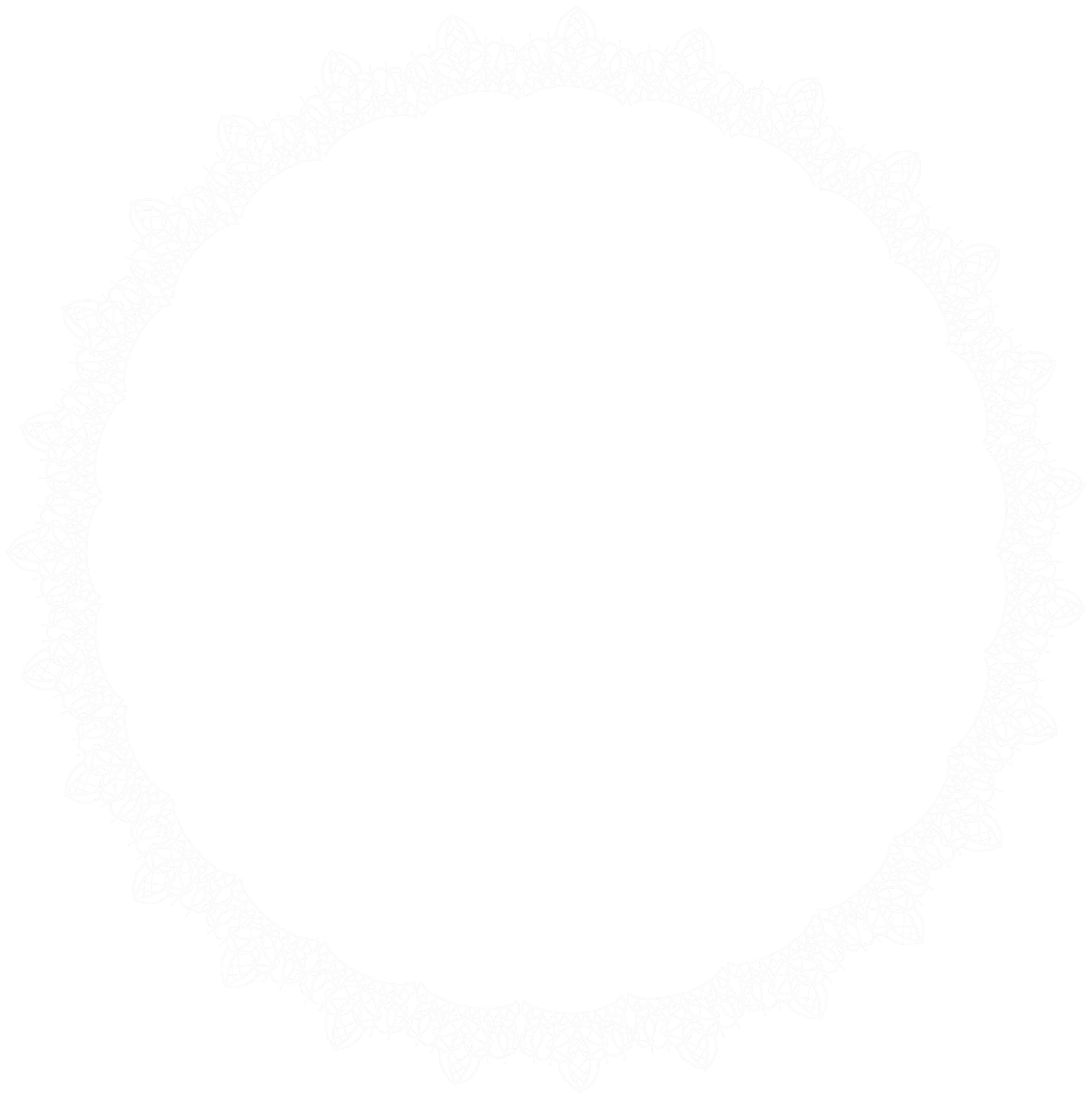 White lace border png. Black and angle point