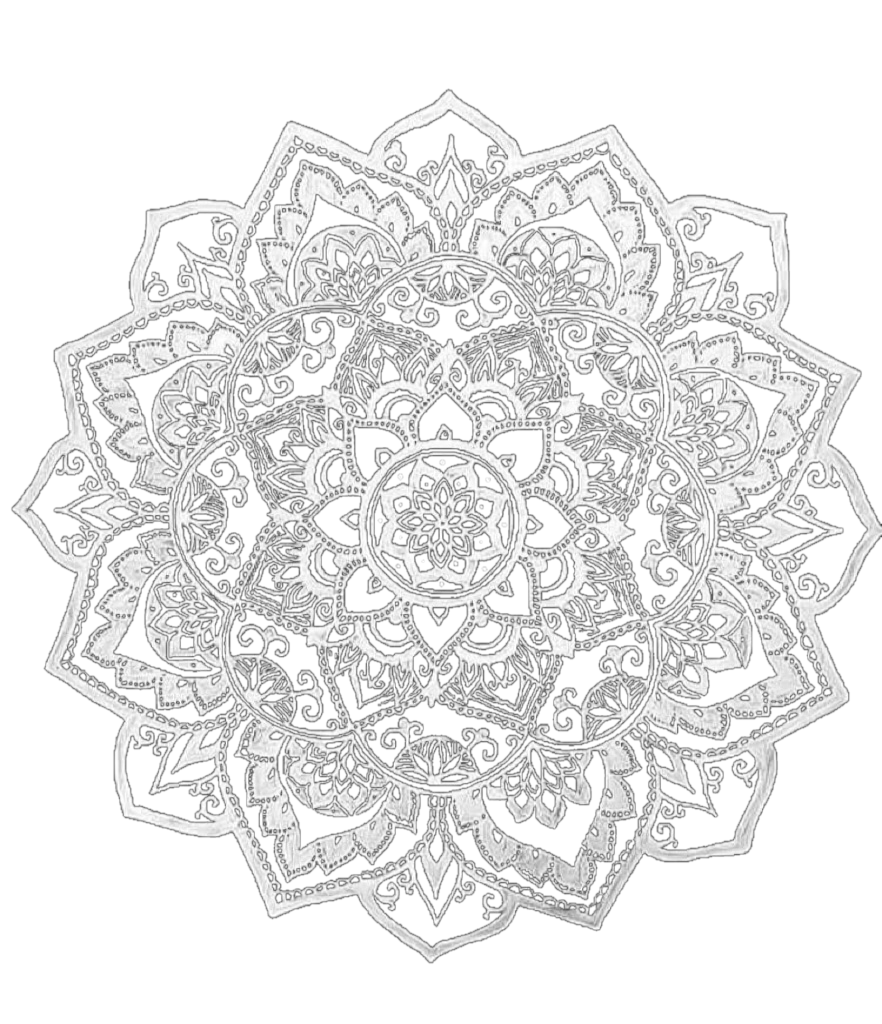 Vector laces mandala. Icon pfp overlay overlays