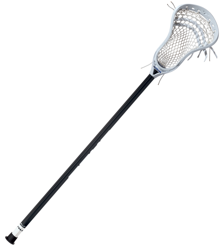 White lacrosse stick png. True frequency speed x