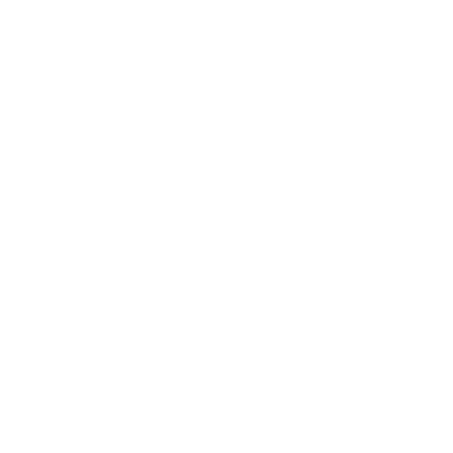 White linkedin icon