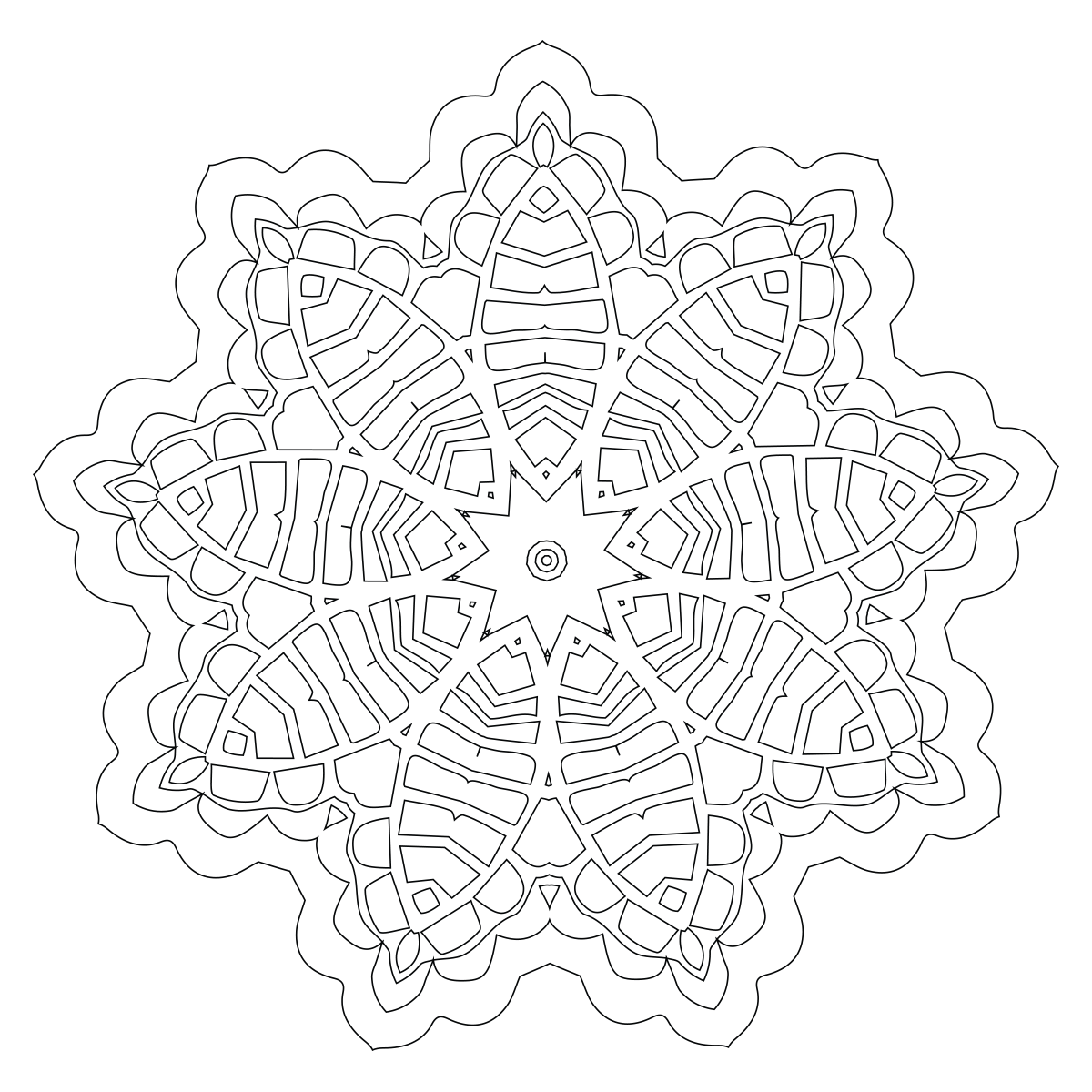White mandala png. Images in collection page