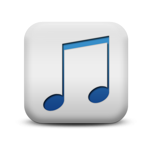 White music note png. Free download best on