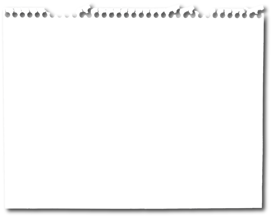 White paper png. Sheet images free download