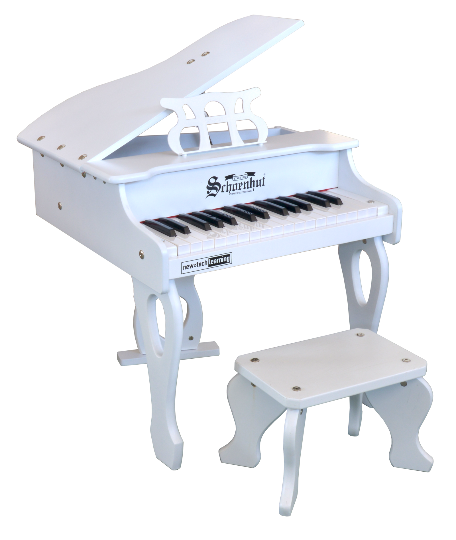 Transparent pianos baby grand