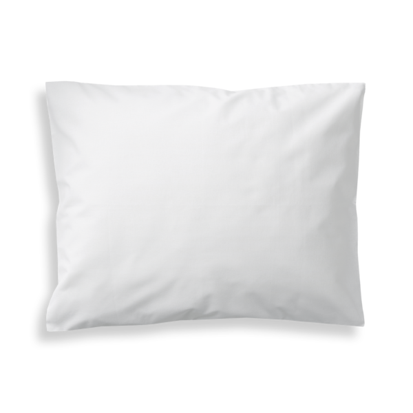 Buy White Sateen Pillowcase