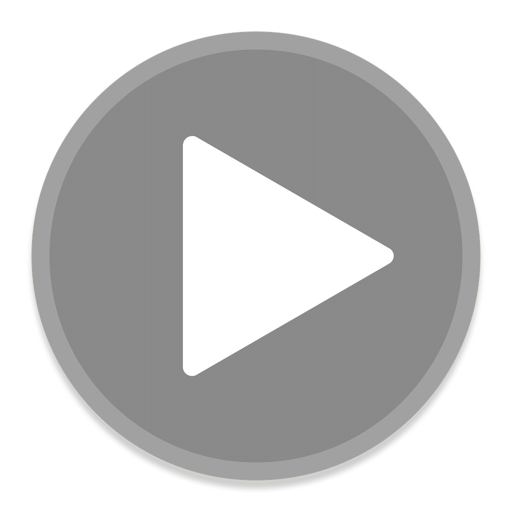 White play button png. Picture apton playbuttonpngpicture