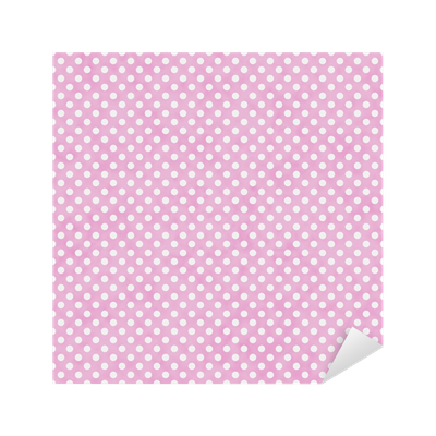 White polka dot pattern png. Light pink and small