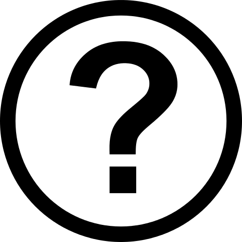 White question mark icon png. File round svg wikipedia