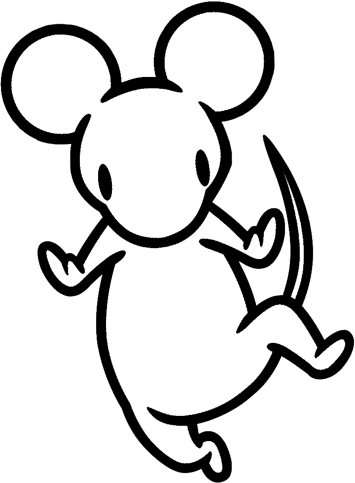 white rat png #90410121