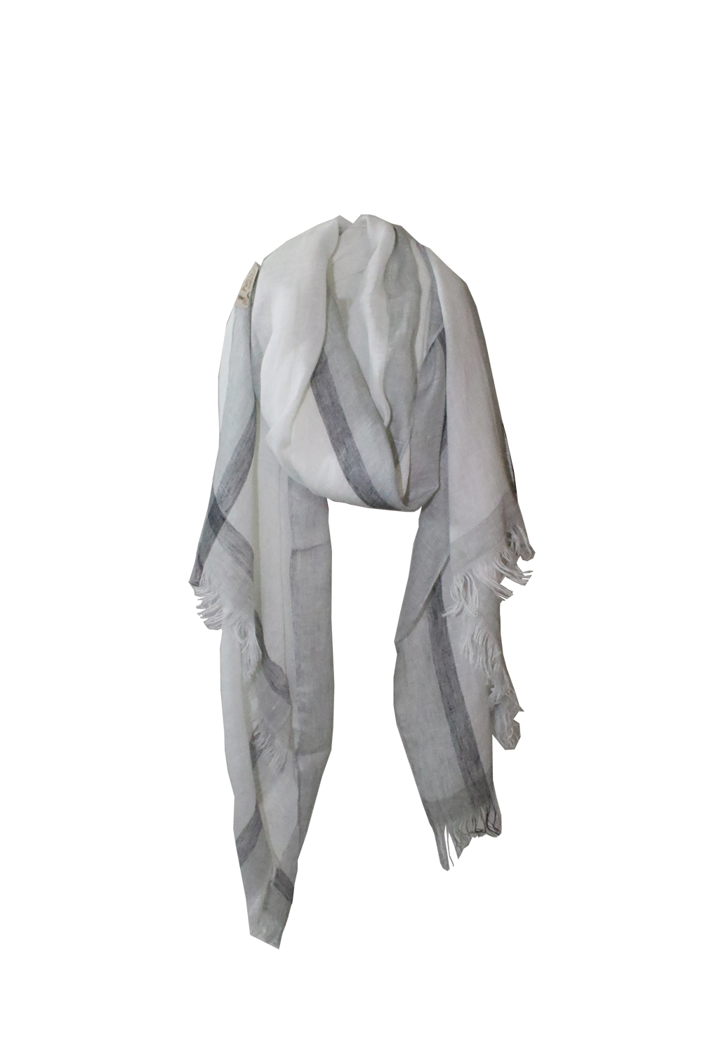 White scarf png. Linen big size vanity