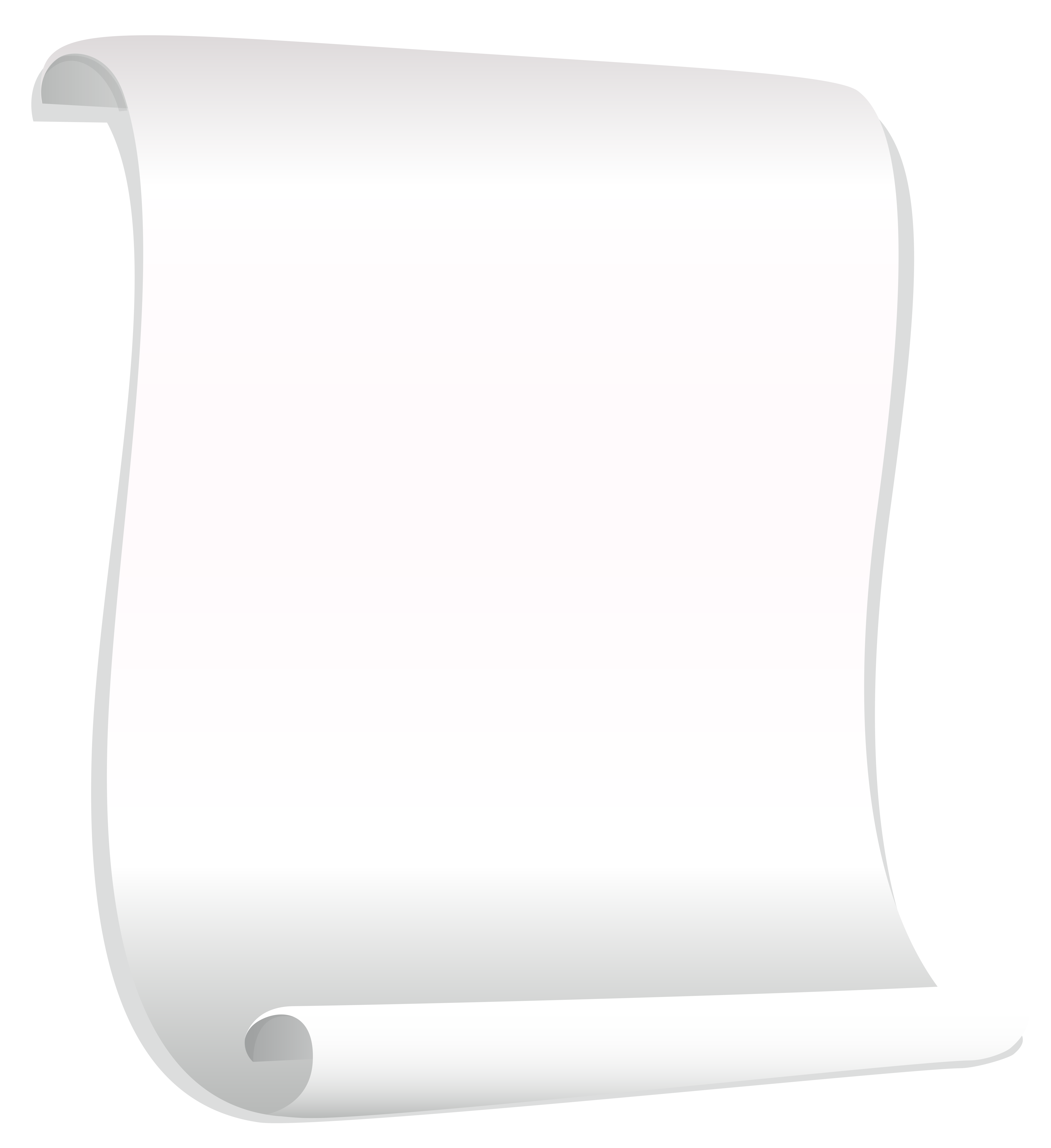 White paper png. Scrolled clipart picture gallery