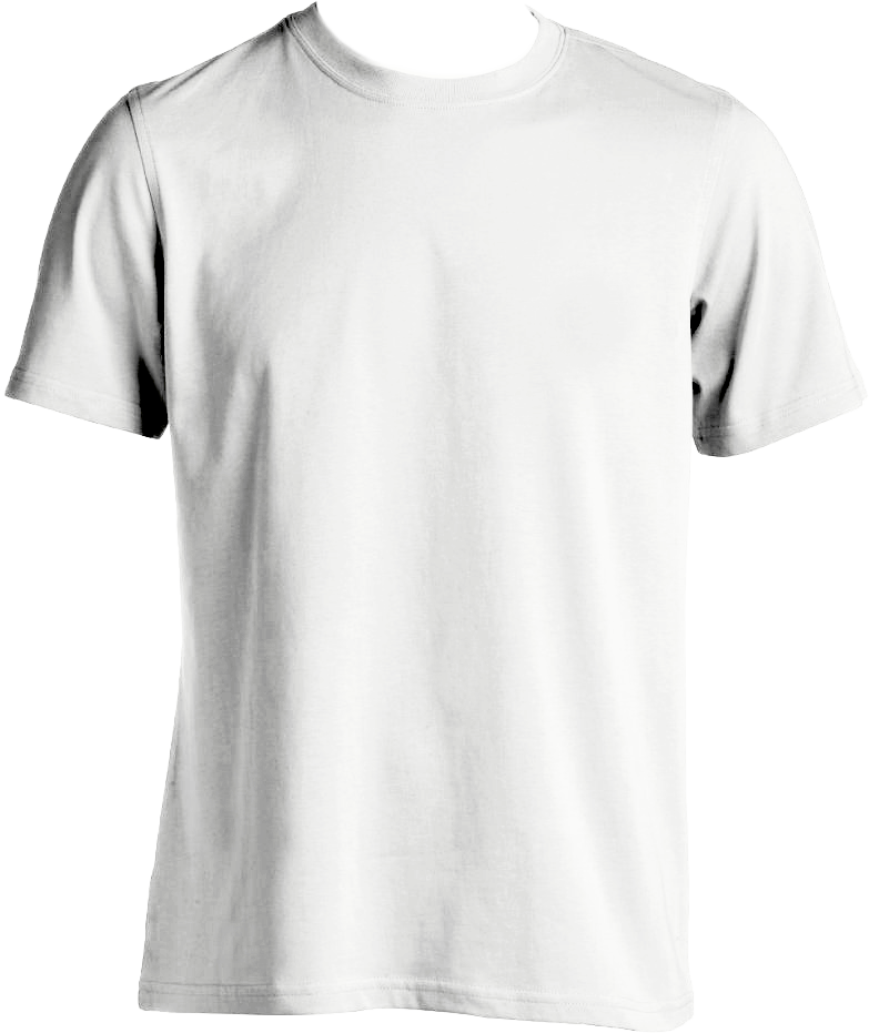 White shirt template png. Design your own custom