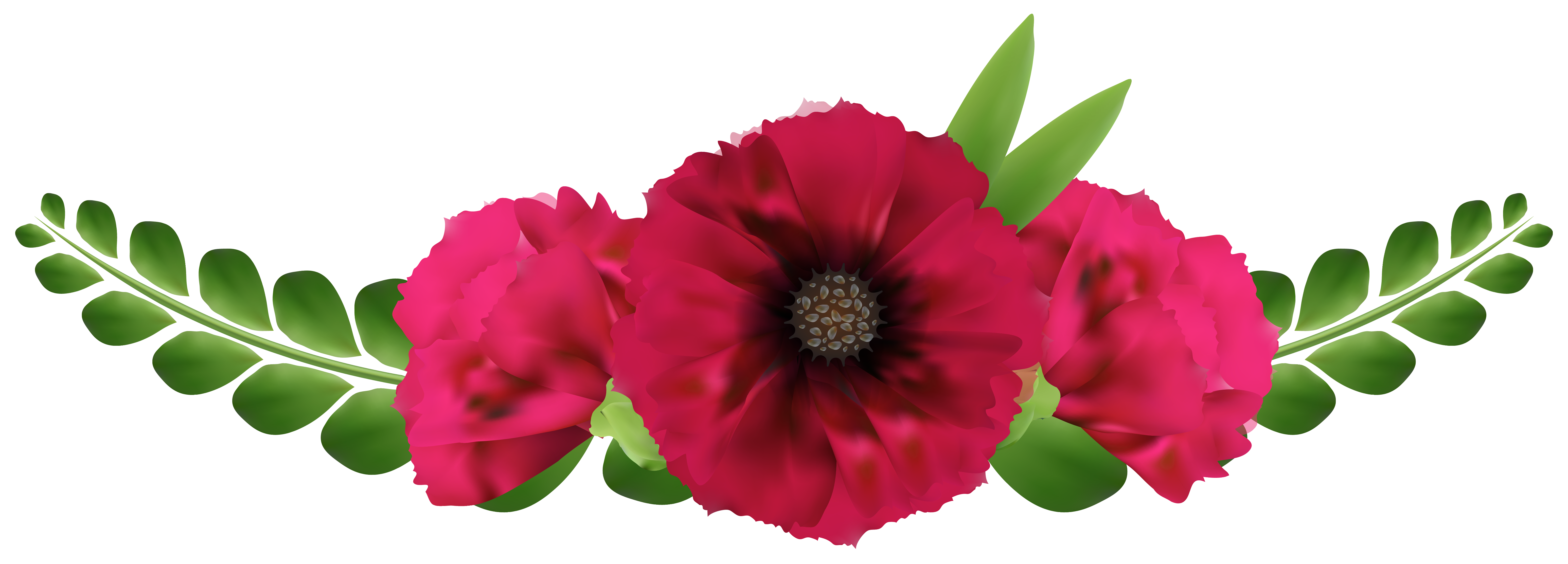 Beautiful flower clipart at. Flowers png picture transparent library